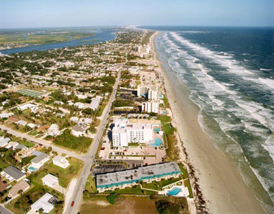 Area Information For New Smyrna Beach Vacation Rental
